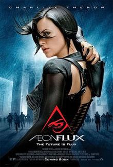 poster Aeon Flux (2005)