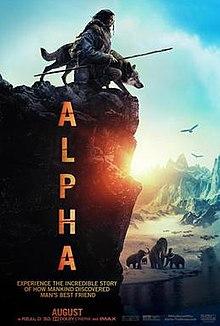 poster Alpha (2018)