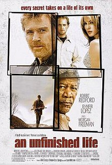 poster An Unfinished Life (2005)