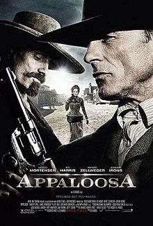 poster Appaloosa (2008)