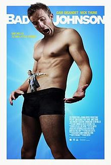 poster Bad Johnson (2014)