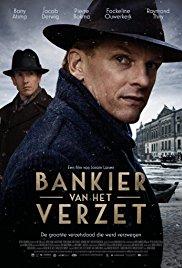 poster Bankier van het Verzet - The Resistance Banker (2018)