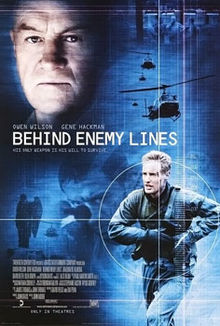 poster Behind Enemy Lines (2001)