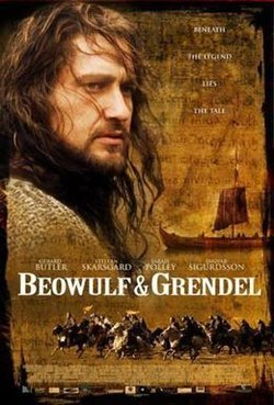 poster Beowulf & Grendel (2005)