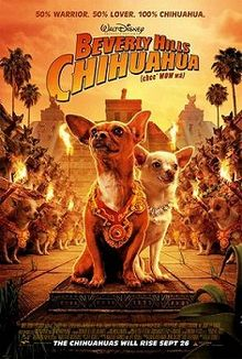 poster Beverly Hills Chihuahua (2008)
