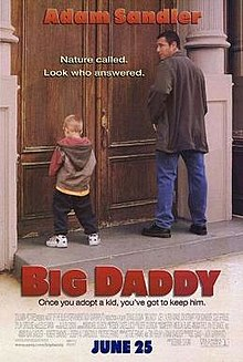 poster Big Daddy (1999)