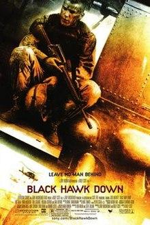 poster Black Hawk Down (2001)