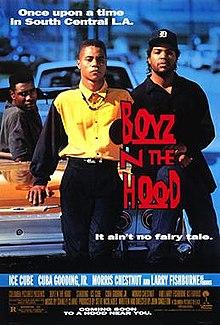 poster Boyz n the Hood (1991)