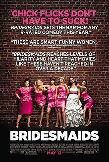 poster Bridesmaids (2011)
