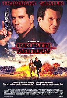 poster Broken Arrow (1996)