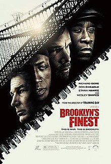 poster Brooklyn's Finest (2009)