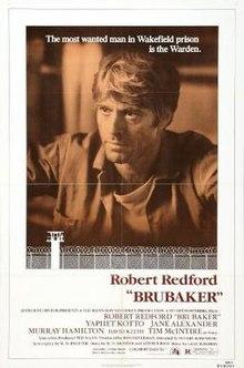 poster Brubaker (1980)