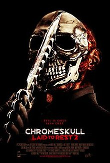 poster Chromeskull Laid to Rest 2 (2011)
