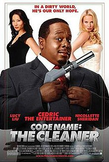 poster Code Name The Cleaner (2007)