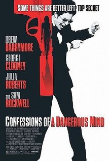 poster Confessions of a Dangerous Mind (2002)