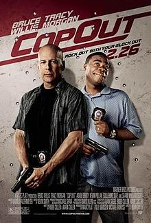 poster Cop Out (2010)