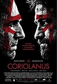 poster Coriolanus (2011)