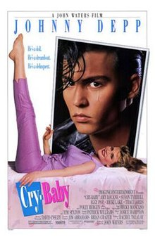 poster Cry-Baby (1990)