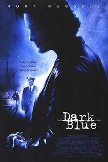 poster Dark Blue (2002)