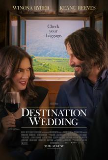 poster Destination Wedding (2018)