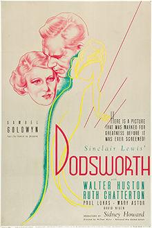 poster Dodsworth (1936)