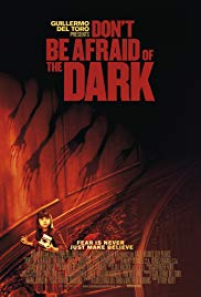 poster Don't Be Afraid of the Dark (2010)