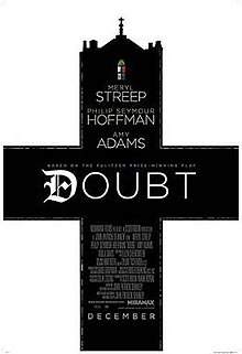 poster Doubt (2008)