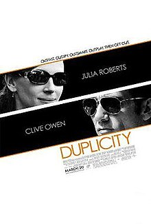 poster Duplicity (2009)
