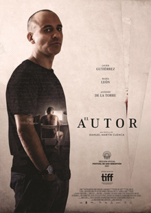 poster El autor - The Motive (2017)