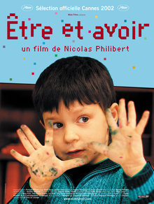 poster Etre et avoir (2002)