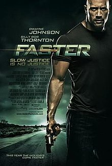 poster Faster (2010)