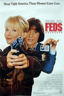 poster Feds (1988)