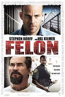 poster Felon (2008)