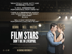 poster Film Stars Don't Die in Liverpool (2017)