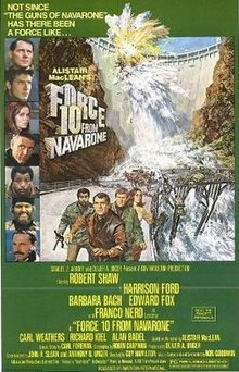 poster Force 10 from Navarone (1978)