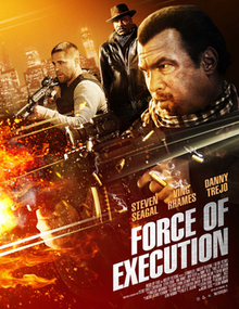 poster Force of Execution (2013)