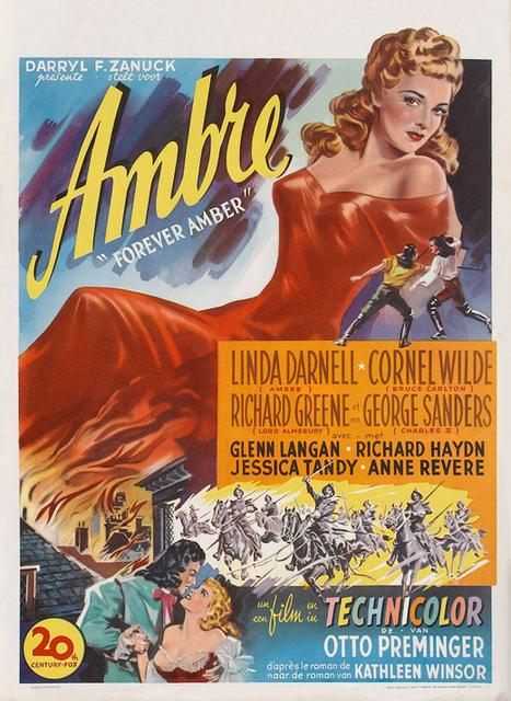 poster Forever Amber (1947)