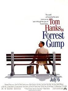 poster Forrest Gump (1994)