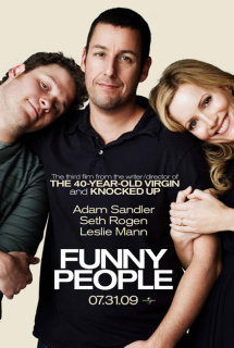 poster Funny People (2009)