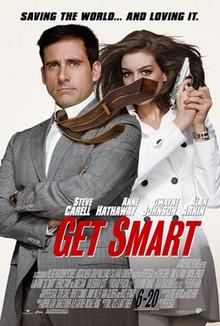 poster Get Smart (2008)