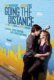 poster Going the Distance (2010)