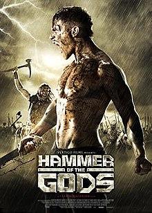 poster Hammer of the Gods (2013)
