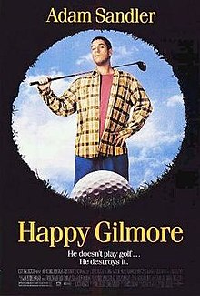 poster Happy Gilmore (1996)