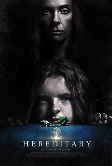 poster Hereditary (2018)
