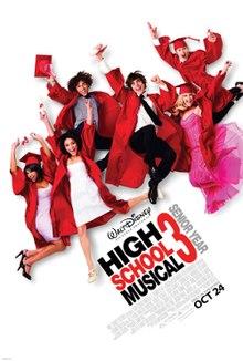 poster High School Musical 3 Senior Year (2008)