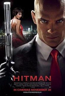 poster Hitman (2007)