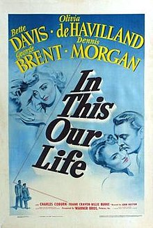poster In This Our Life (1942)