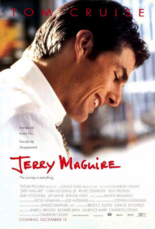 poster Jerry Maguire (1996)
