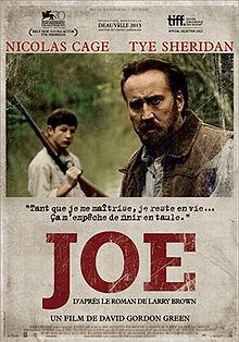 poster Joe (2013)
