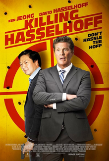 poster Killing Hasselhoff (2017)